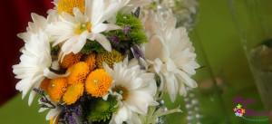 Beautiful Daisy Bridal Bouquet