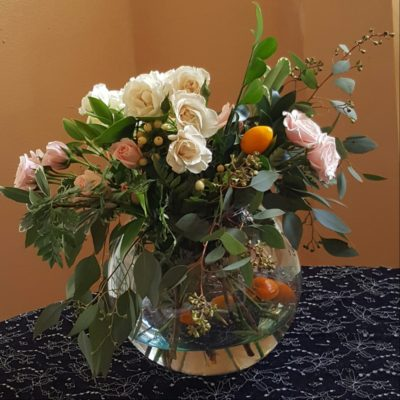 Kumquats & Flowers