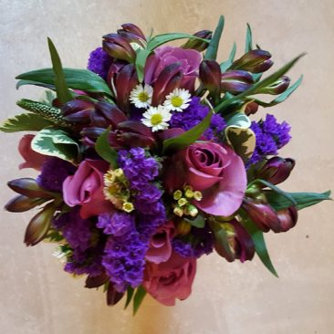 Purple & Lavender Bouquet
