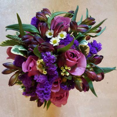 Purple & Lavender Bouquet