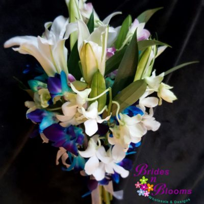 Orchid & Lily Bouquet