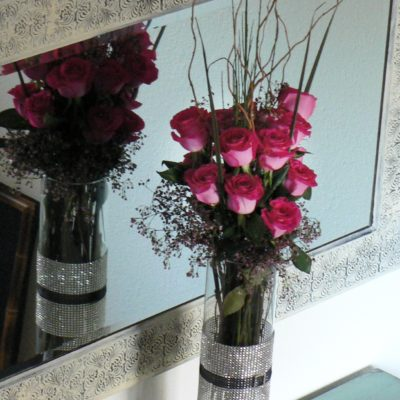 Large Rose Design