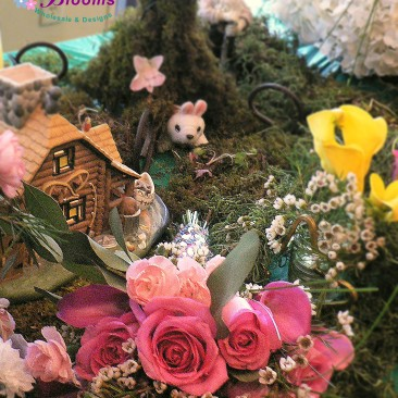 Brides N Blooms Designs Enchanted Forest