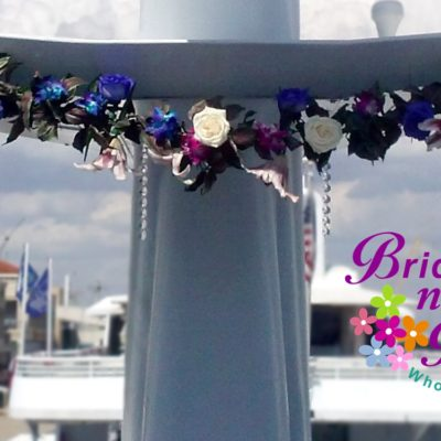 Brides N Blooms Designs Garland