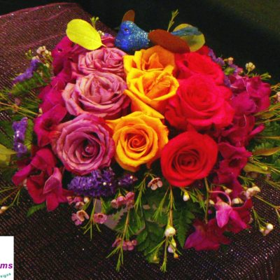 Mixed Rose Colors