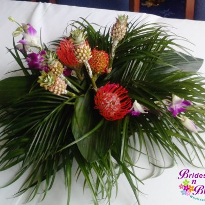 Brides N Blooms Designs, Tropical Floral