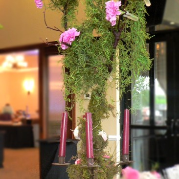 Brides N Blooms Designs Wishing Tree