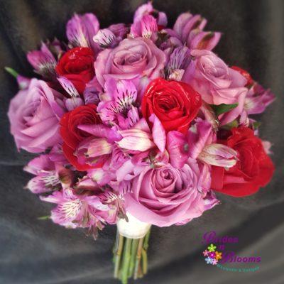Alstromeria & Roses