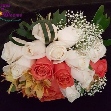 Rose & Alstromeria Bouquet