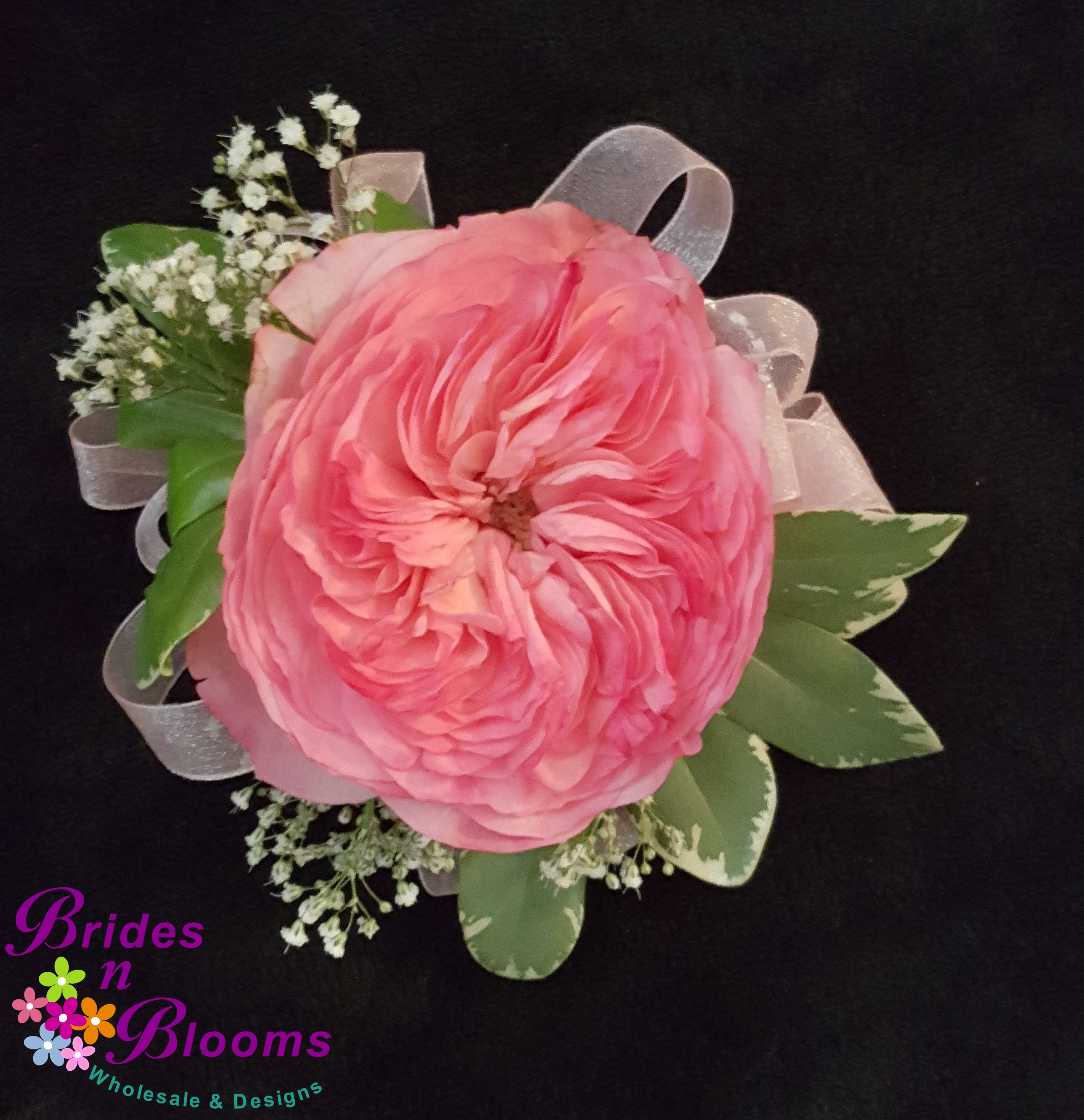 Boutonnieres, Corsages, Mini Bouquets, Bridal Additions - Brides N ...
