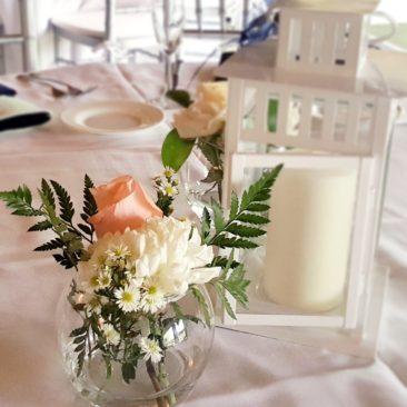 Flower Bowls & Lantern