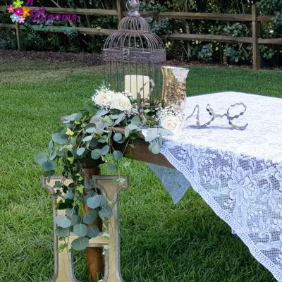 Sweetheart Table design