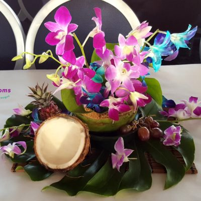 Tropical Table Design