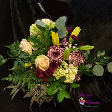 Armature, Garden Style Bouquet