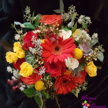 Red & Yellow Bouquet