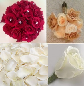 Wedding Flower Packages Brides N Blooms Designs