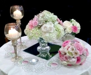 Brides N Blooms Designs - Vintage Style Event