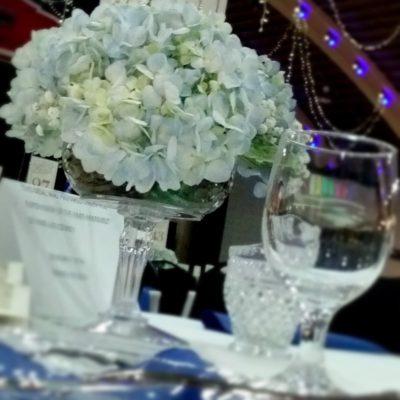 Brides N Blooms Designs Blue Hydrangea Design