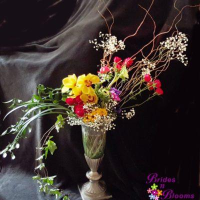 Anemone & Orchid Design
