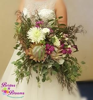 Large Garden Style Bouquet