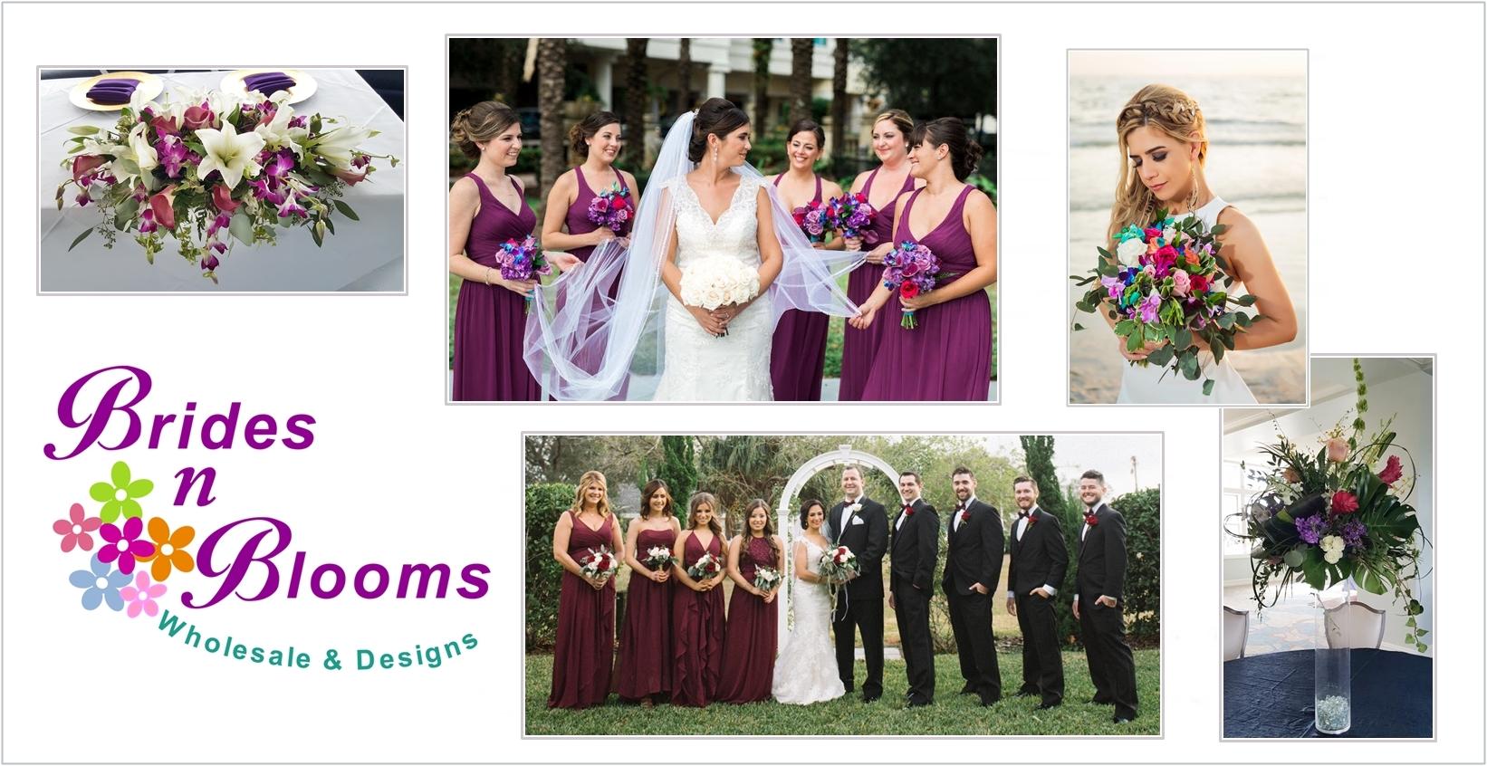 Brides N Blooms, Designs